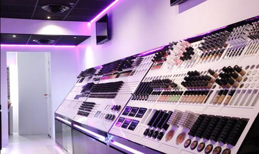 boutique maquillage
