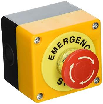 bouton d arrêt d urgence