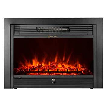 chauffage cheminée electrique