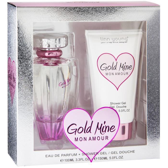 coffret cadeau parfum femme