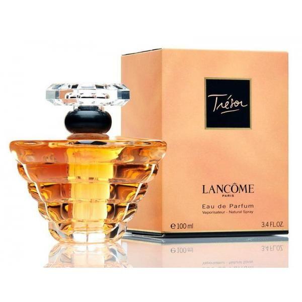 eau de parfum tresor de lancome 100 ml