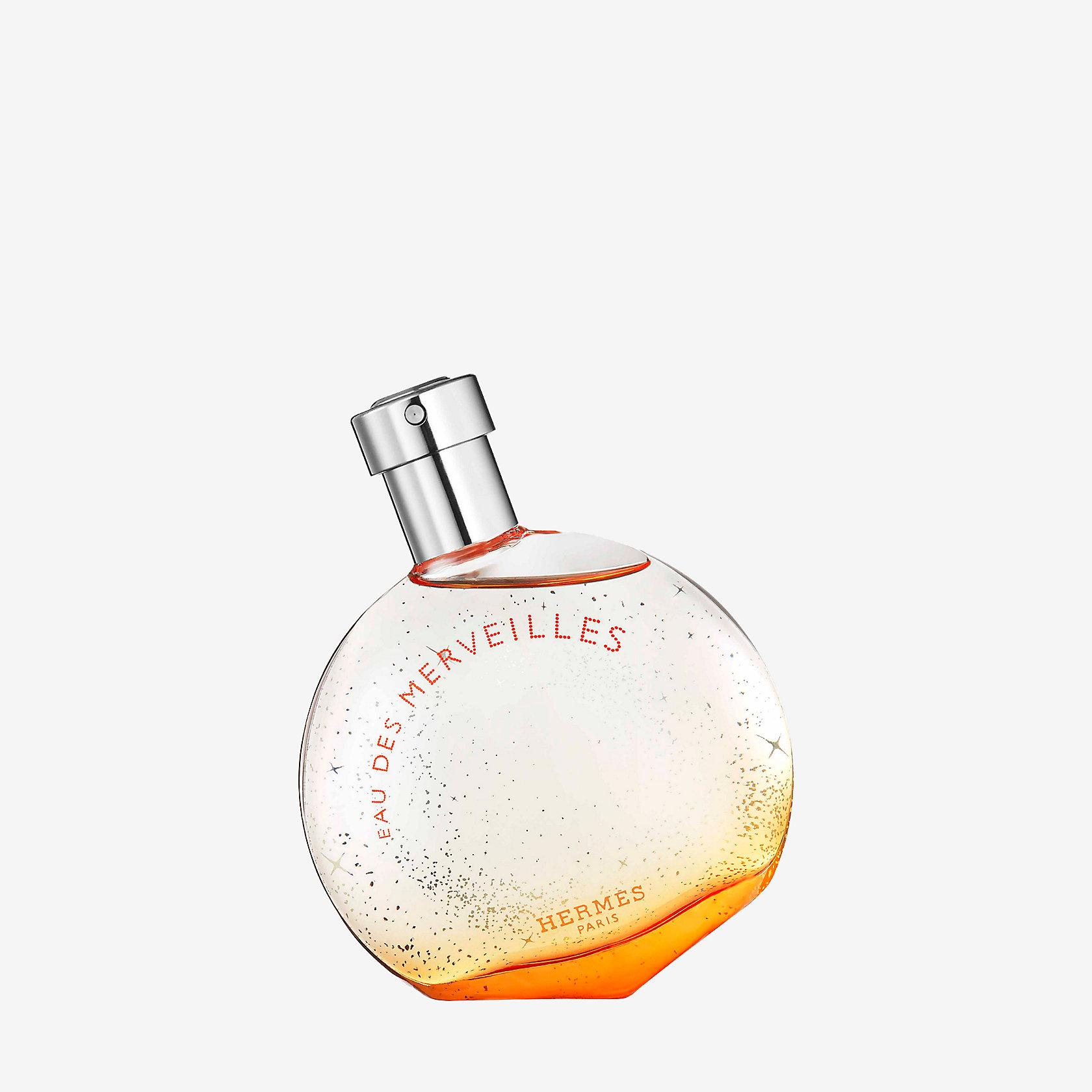 hermes perfume eau des merveilles
