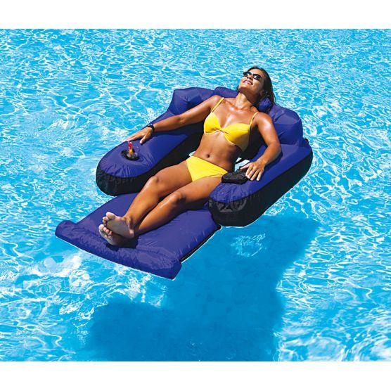 matelas gonflable pour piscine