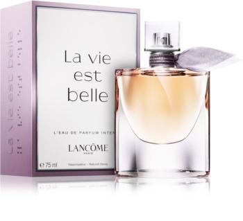 parfum la vie est belle intense