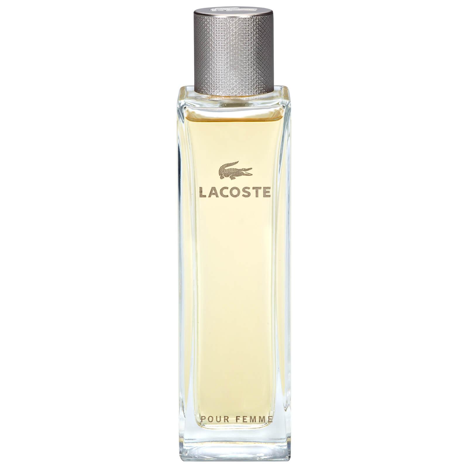 parfum lacoste pour femme