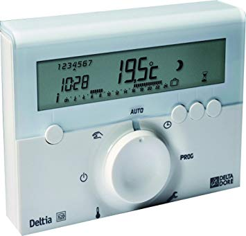 thermostat d ambiance programmable